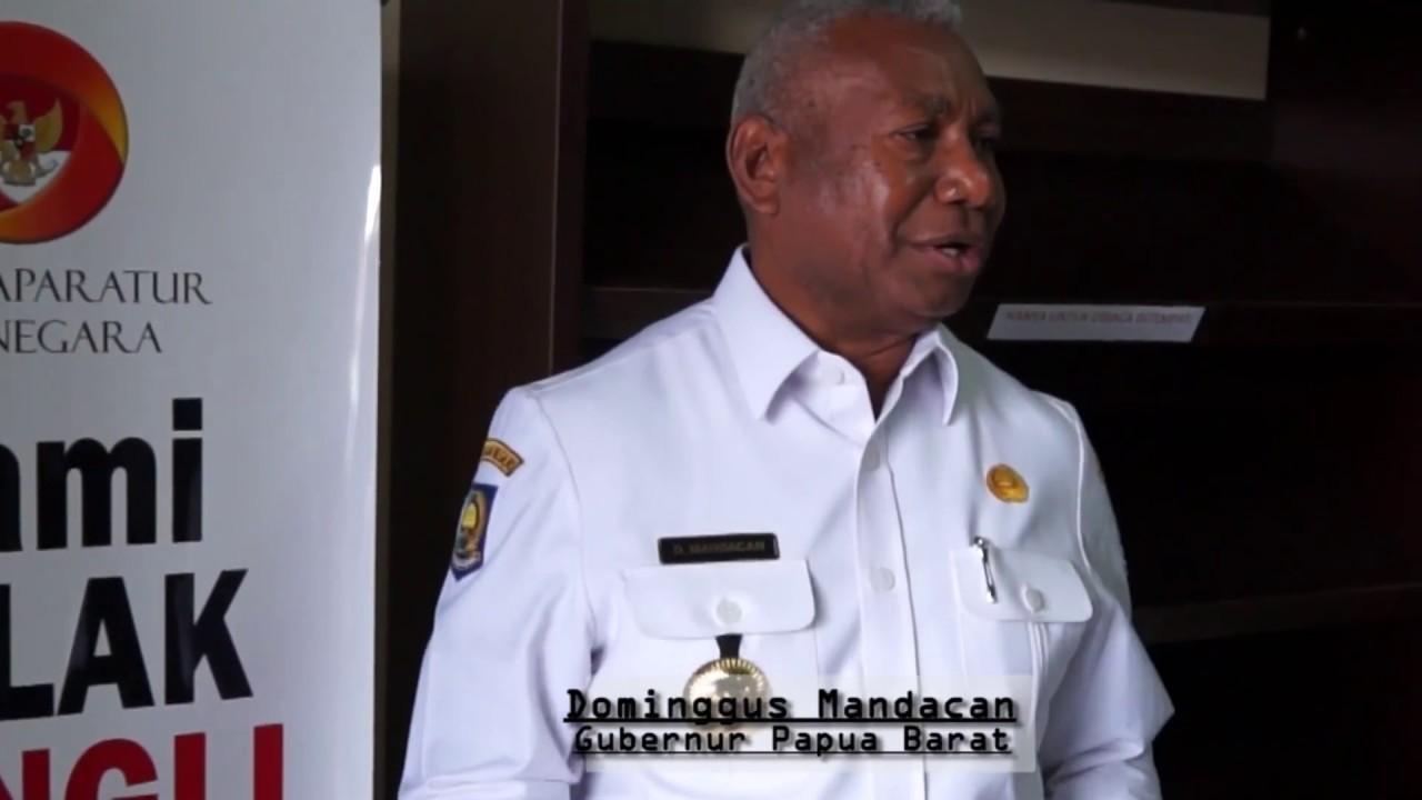 Kunjungan Gubernur Papua Barat ke KASN Terkait Pengisian JPT