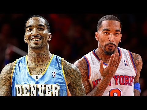 J.R. Smith's Top 15 Dunks Of His Career