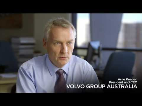Volvo Group Australia - Doing Business in Brisbane