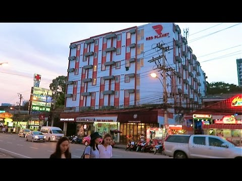 Red Planet Pattaya Hotel – Very Cheap!!!
