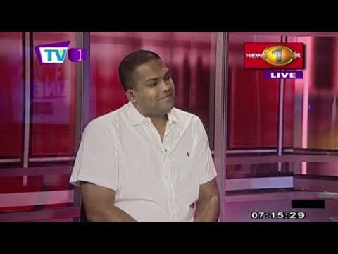 News 1st NEWSLINE with Faraz Shauketaly - September 11 2019