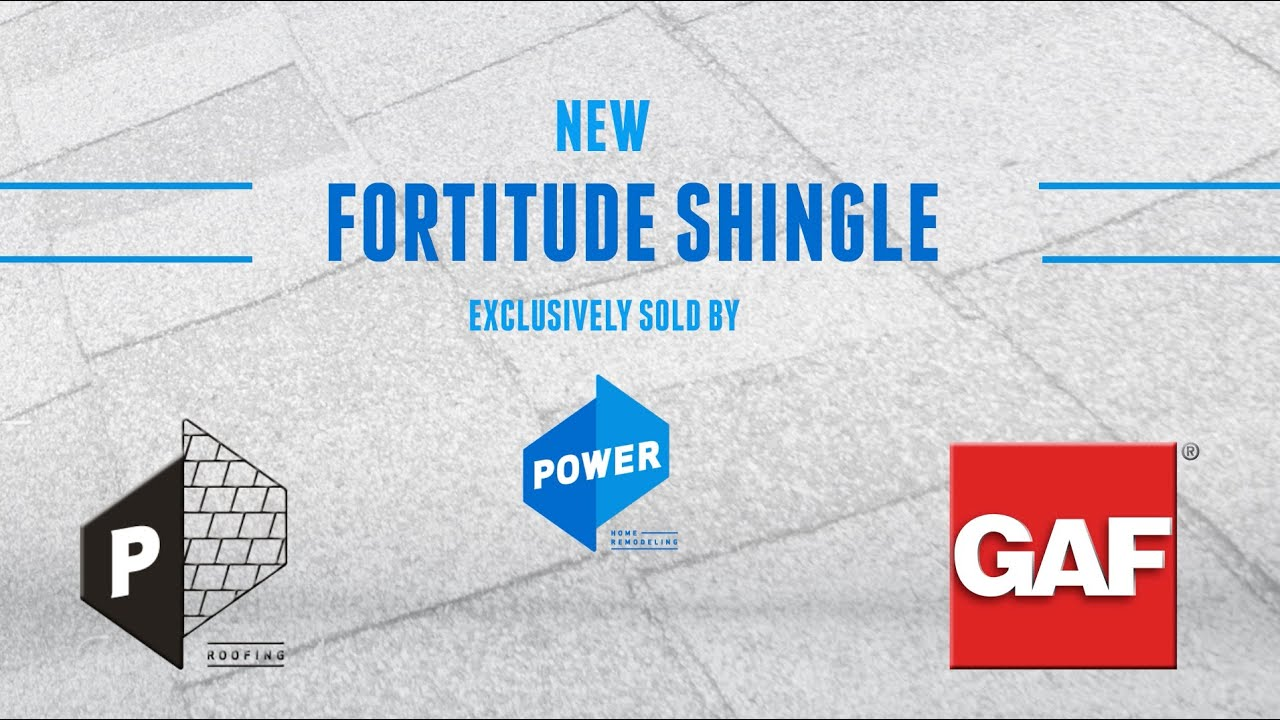 Best The Fortitude Shingle Partnering With Gaf Youtube 400 x 300