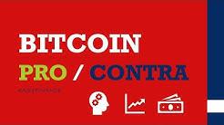 BITCOINS EINFACH ERKLÄRT / Vorteile & Nachteile Bitcoin Investment