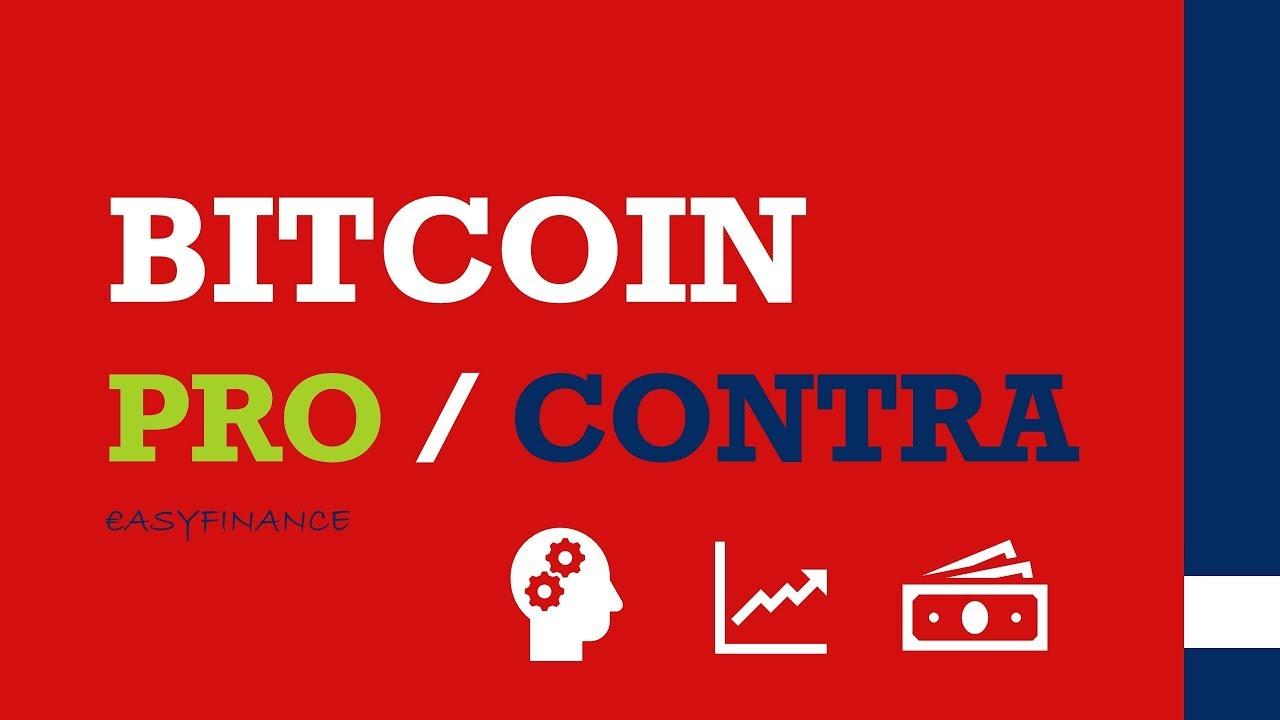 Bitcoin Vorteile Nachteile