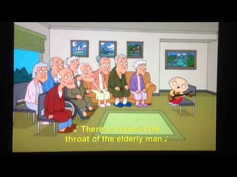 Family Guy - Deleted Scenes of Season 15 - Part 5/7 [HD] from YouTube · Duration:  3 minutes 36 seconds