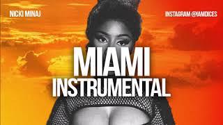 "Nicki Minaj ""Miami"" Instrumental Prod. by Dices *FREE DL* Video"