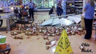 Случай в магазине. Разбитая бутылка... Платить или нет?(, 2016-04-20T04:46:17.000Z)