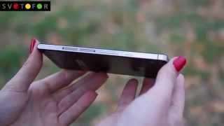 Видео обзор телефона Huawei Ascend P6 в интернет-магазине Svetofor(Смартфон Huawei Ascend P6 соединяет в себе яркий HD-экран, мощную батарею, встроенный навигатор и две камеры. Много..., 2014-11-05T10:40:59.000Z)