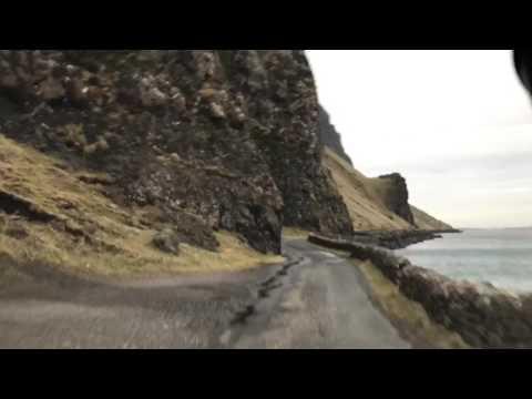 B8035 Isle of Mull - Salen to Uluvalt skirting Ben More entire length time lapse