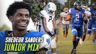 Shedeur Sanders Is OFFICIALLY PRIMETIME 2.0! Full Junior Year Highlights!