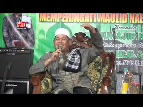 PENGAJIAN  KH. MUHAJIR KHOZIN - MAULID NABI MUHAMMAD SAW - HM PRODUCTION