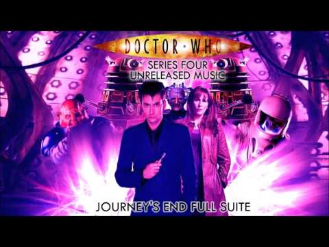 Doctor Who Series 4: Unreleased Music - Journey