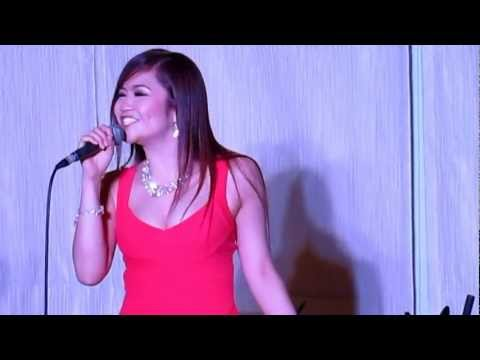 """Charlotte singing """"Every Little Thing She Does is Magic"""""""