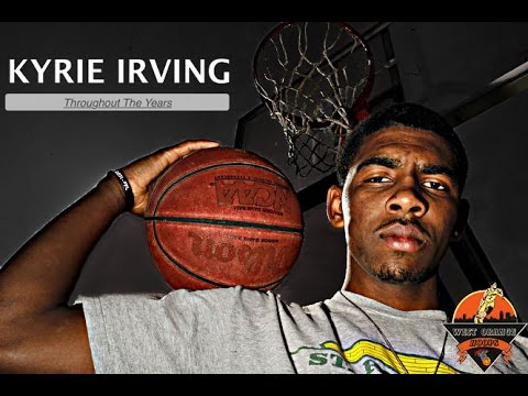 Kyrie Irving - Throughout the Years | His Journey from Fresh