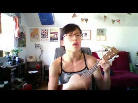 To Love Somebody Bee Gees Cover On Ukulele Youtube