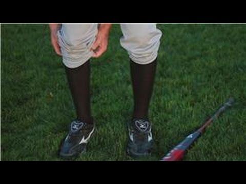 How to baseball wear socks up