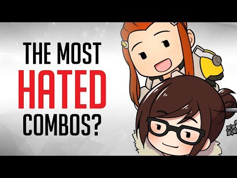 Top 10 Overwatch Combos Players Hate to See