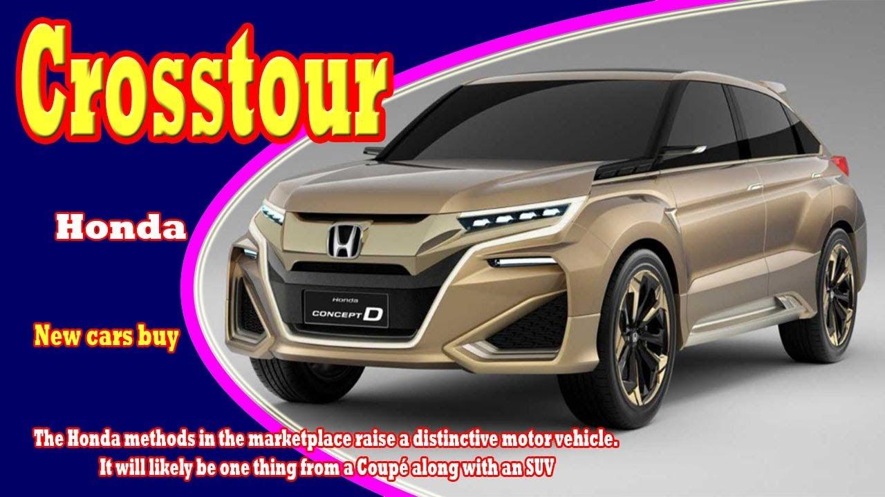2019 Honda Crosstour | 2019 Honda Crosstour Ex | 2019 Honda Crosstour Suv | new cars buy. - YouTube