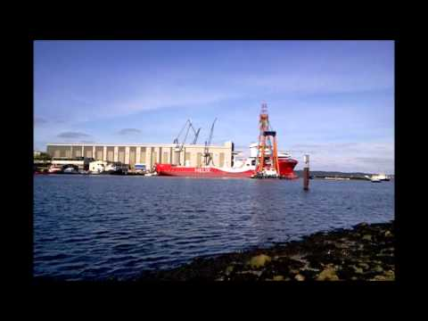 Millimeterarbeit auf der Flensburger Werft