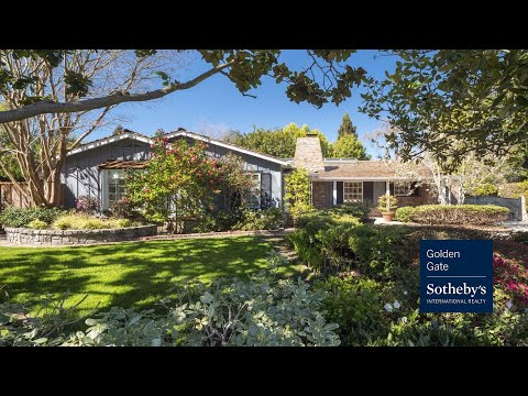324 Arden Rd Menlo Park CA | Menlo Park Homes for Sale