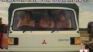 Video Mitsubishi Commcerical ''Canter Truck'' download MP3, 3GP, MP4, WEBM, AVI, FLV September 2018