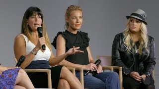 Wonder Woman Interview with Patty Jenkins, Connie Nielsen and Lucy Davis