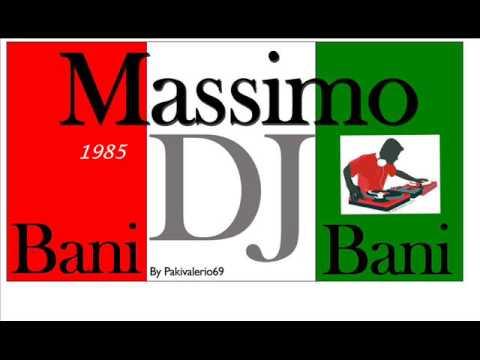 Massimo Dj Bani 1-1985 L.A