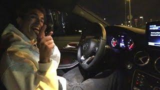 Zaskoczył mnie nowym Mercedesem AMG w moje urodziny!