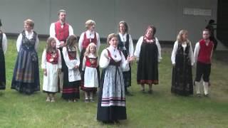 Skogfjorden 50th Bunad Show