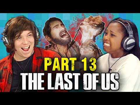 THE LAST OF US: PART 13 (Teens React: Gaming)