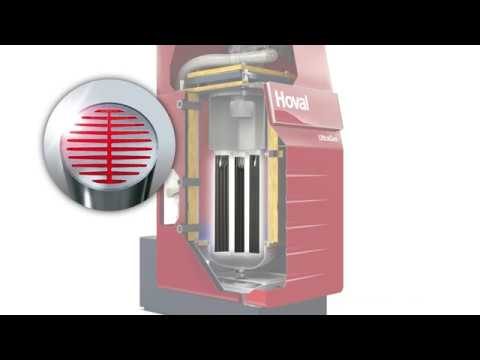 UltraGas® Hoval : la chaudière gaz à condensation au sol à efficacité énergétique inégalée