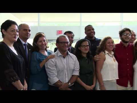 South American Delegation visit to Santa Fe College
