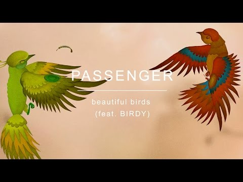 Passenger - Beautiful Birds ft. Birdy