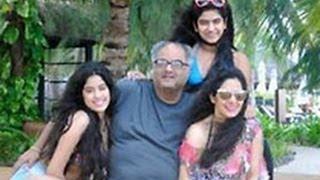 Sridevi Celebrates New Year In Hot Style! | Hindi Hot Latest News | Gossips | Boney kapoor