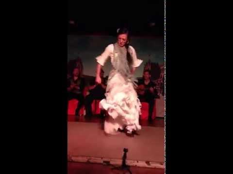 Flamenco Dancing at Cafe Sevilla San Diego