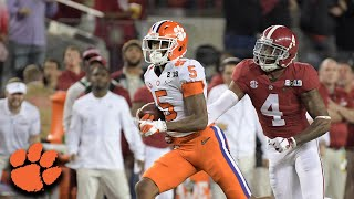 Clemson WR Tee Higgins 2019 Preview