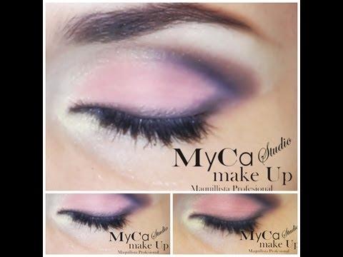 tecnicas maquillaje para ojos