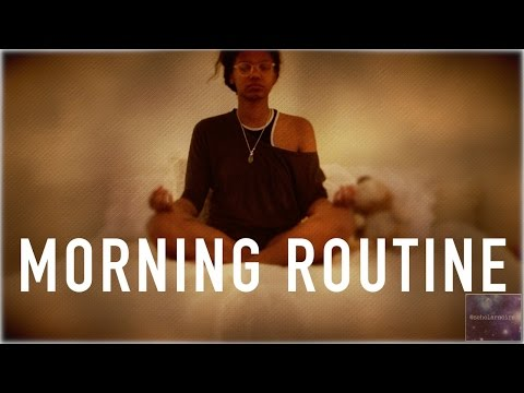 SELF-CARE MORNING ROUTINE | PHD STUDENT | SCHOLAR NOIRE
