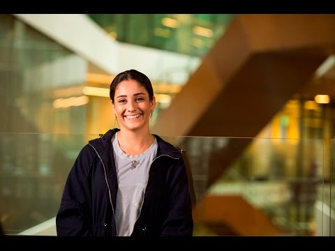 Eliza Marks - Humans of UTS