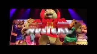 Alvin and the Chipmunks: The Musical-LIVE at Omaha s Baxter Arena