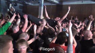 DRITTE WAHL - Fliegen (live 2015)