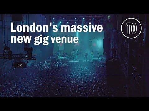 London's massive new gig venue | First Look | Time Out