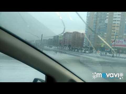 Как мы ездили за опилками в Сосновоборск;)