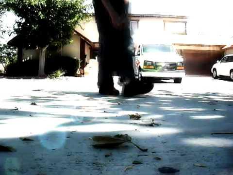Cwalk - Say What 2 way + Bboy