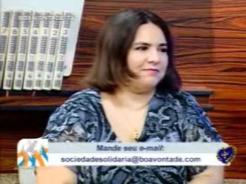 Midia - 2011 - Entrevista Consuelo Machado - Programa Sociedade Solidária - 02/11/2011