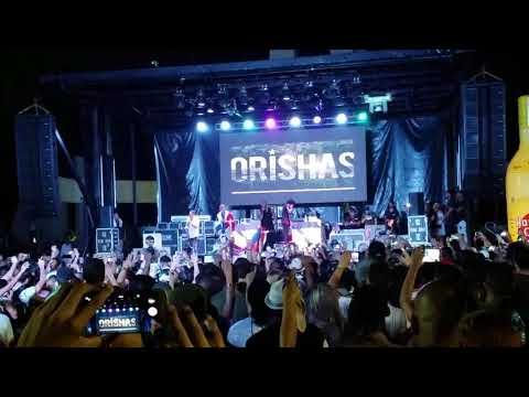Cuba Isla Bella. Live. Camagüey 15-06-2018