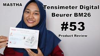 Review Tensimeter Digital Beurer BM26 | Mastha Product review #53