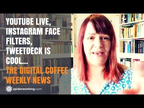 Digital Coffee - Digital Marketing & Social Media News For Small Business - 19th May 2017