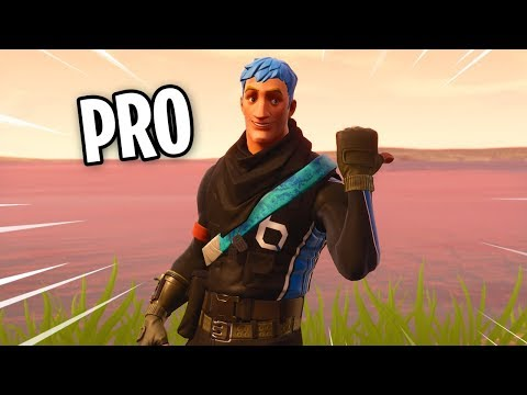 I AM NOW AN OFFICIAL PRO PLAYER IN FORTNITE... (this is crazy)