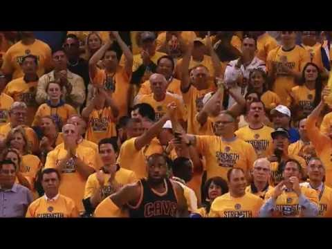 NBA Finals 2016 cavaliers @ warriors game 1 ABC intro ft. The roots